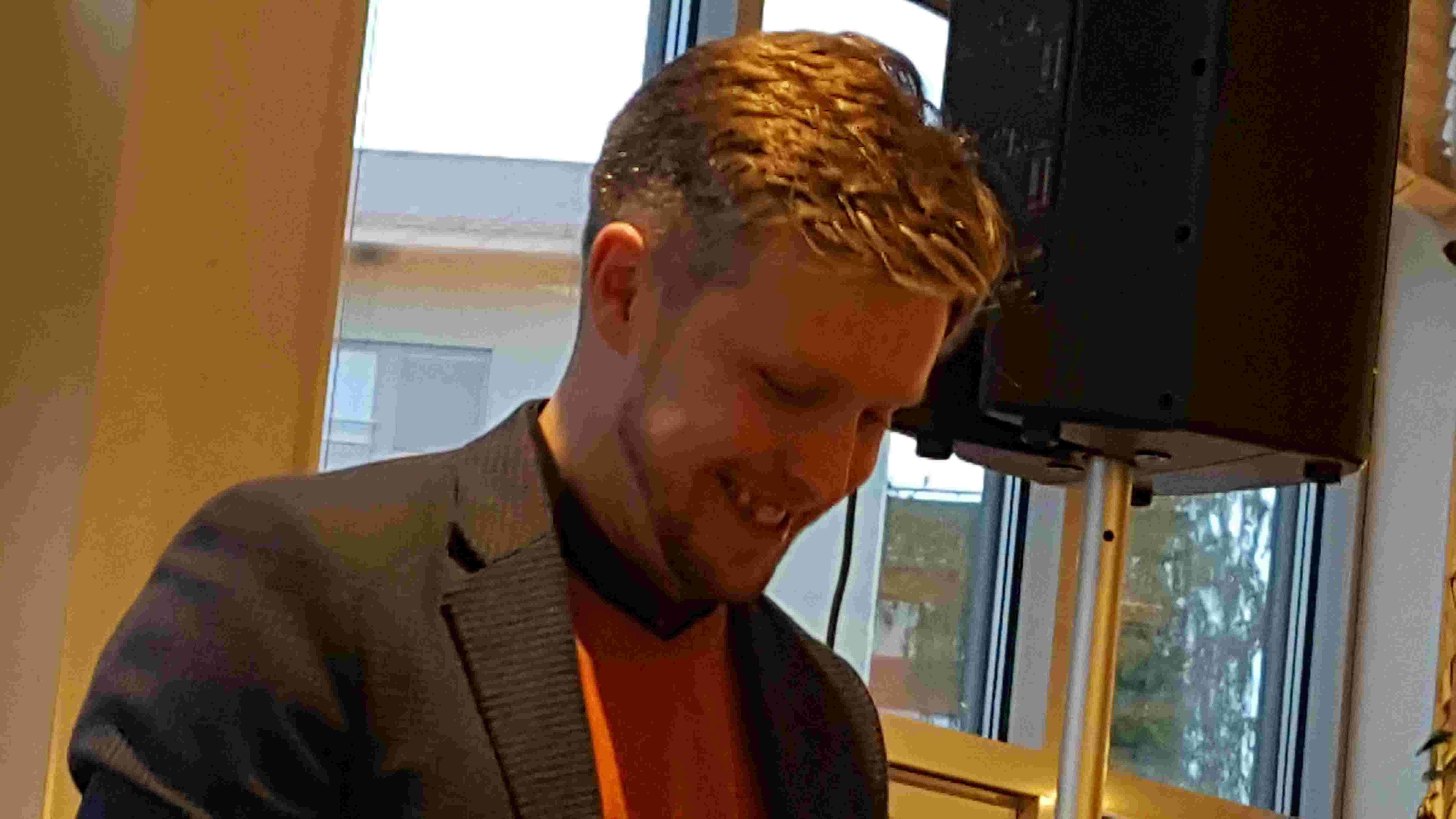 Erik Gruvebäck