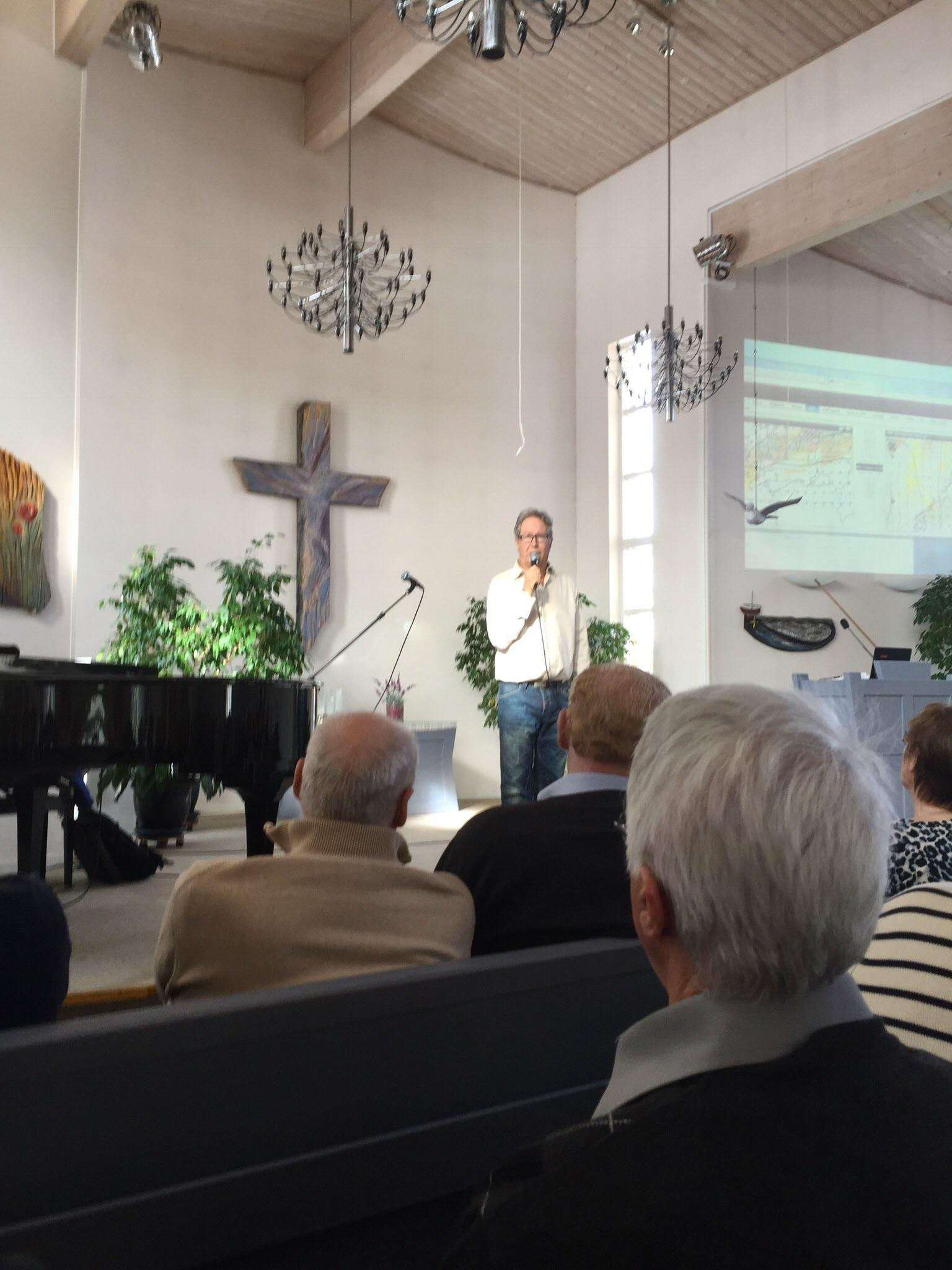 TV-Meterolog Mats Andersson