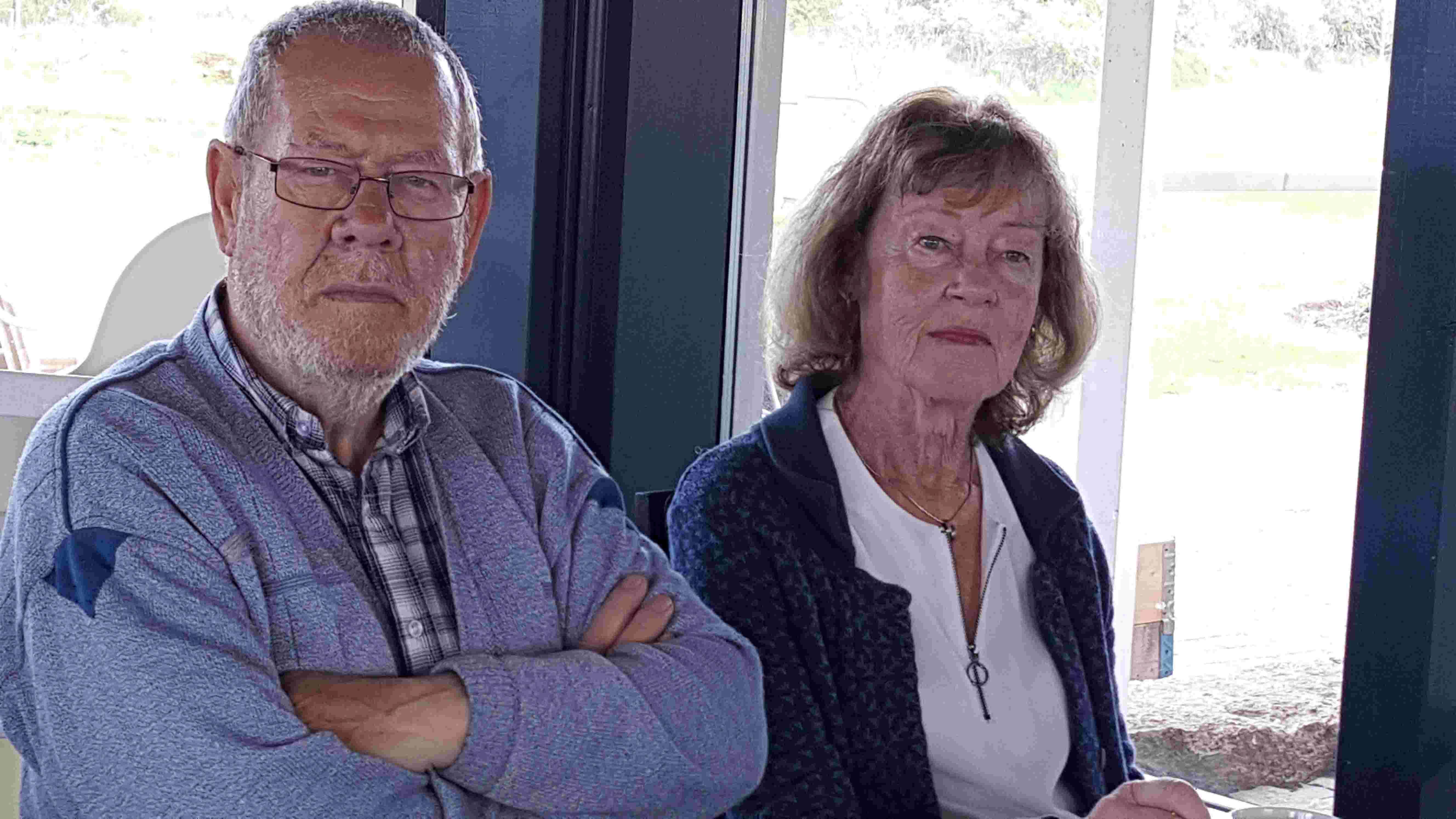 Bo och Sonja Wiggur