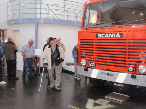 Studiebesök Scania