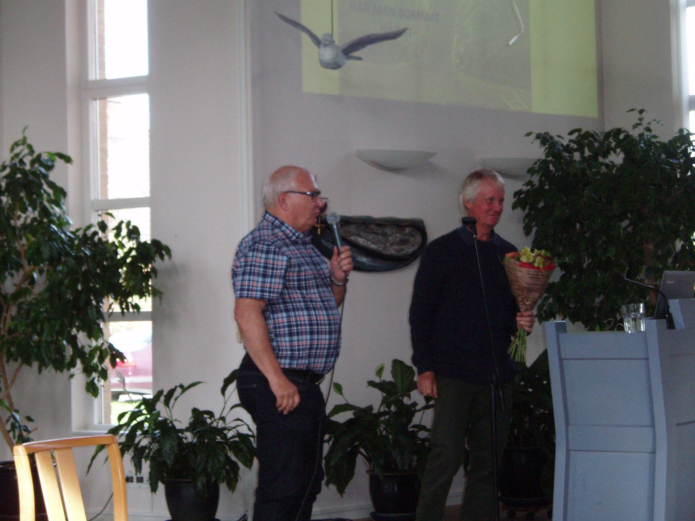 Erland Andersson och Dan Granvik
