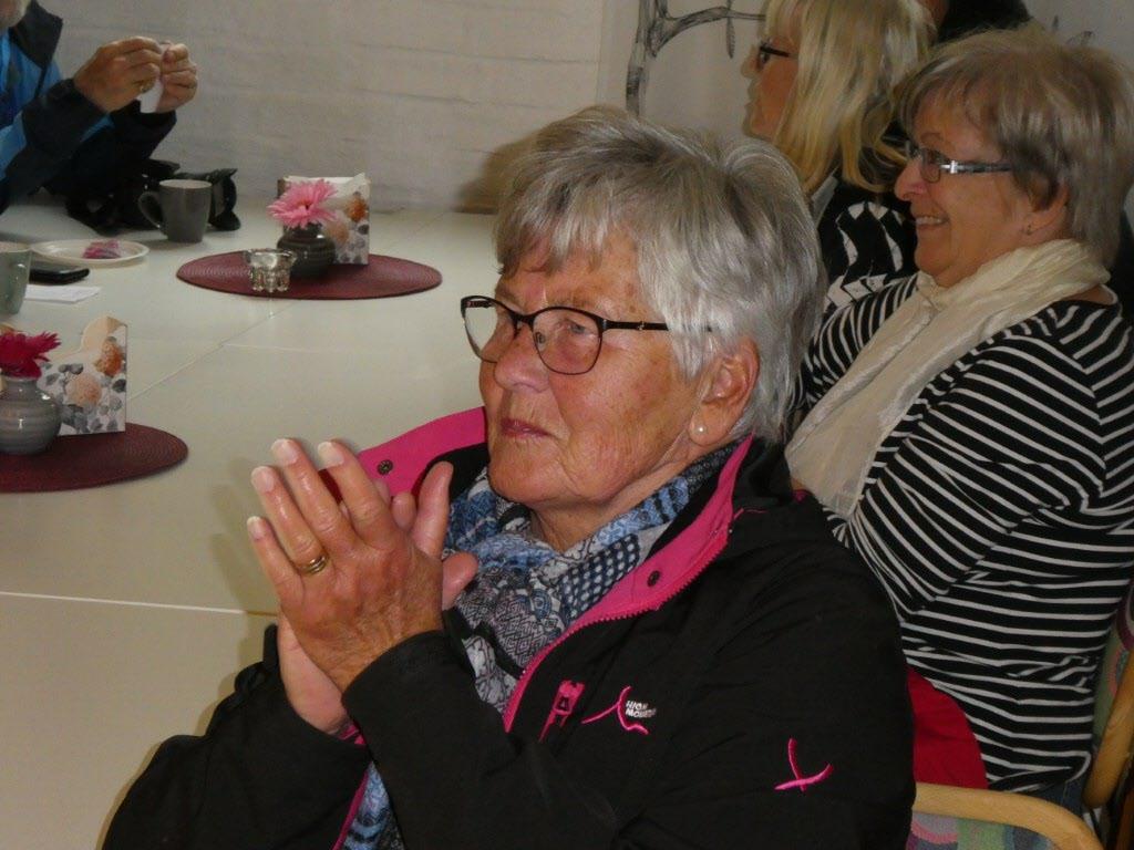 Applåd för Ulla-Brit som var bäst - igen