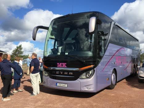 Bussresa till Åland 20-23aug 2018