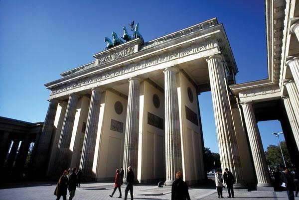 Bild: Brandenburger Tor. Foto FTP Partner für Berlin