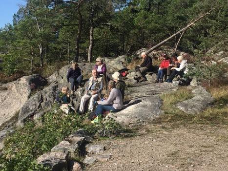 200911 Vandring på Femöre i Oxelösund