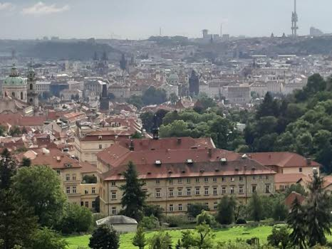Tjeckien 2019