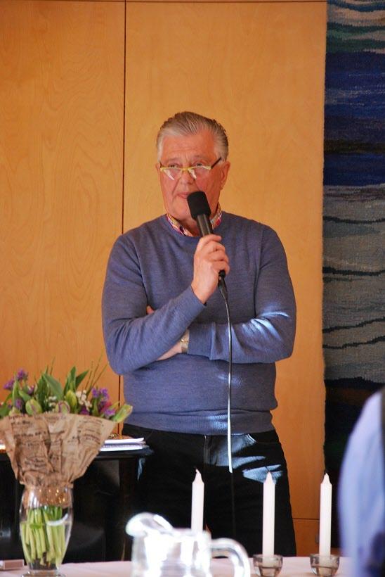 Lennart Nederhed berättar.