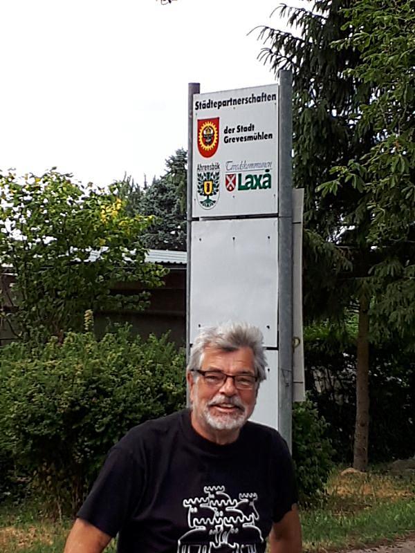Slutligen vill jag tacka både Laxå och vår vänort Grevesmühlen för fantastiska dagar. Och det står nog för alla deltagare. Tack, vi ses väl om ett år?