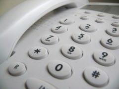 Nya telefontider för kansliet