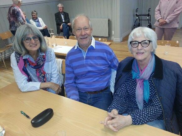Gamletulls lag - Halina Arvidsson, Lars Norman och Elisabeth Jacobsson