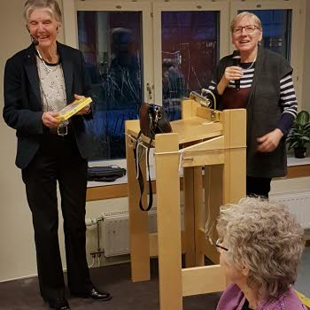 Åldersdiskriminering Barbro Westerberg