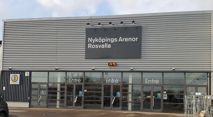 Nyköpings Arenor Rosvalla