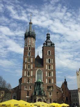 Mariakyrkan i Krakow