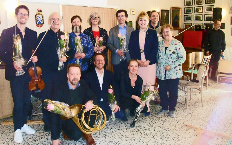 Sinfoniettan, Landshövdingen och Gunnel