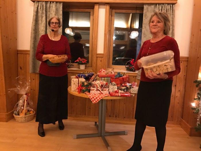 Ulla-Britt och Anne