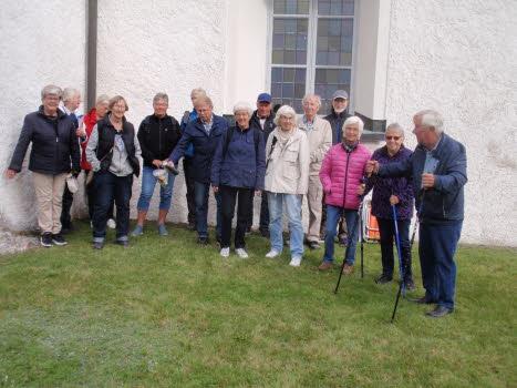 Lästringe kyrkby