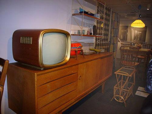 Möbler från 50-talet