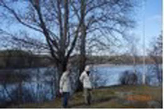 210326 Vandring vid Söra Sörmlandsleden