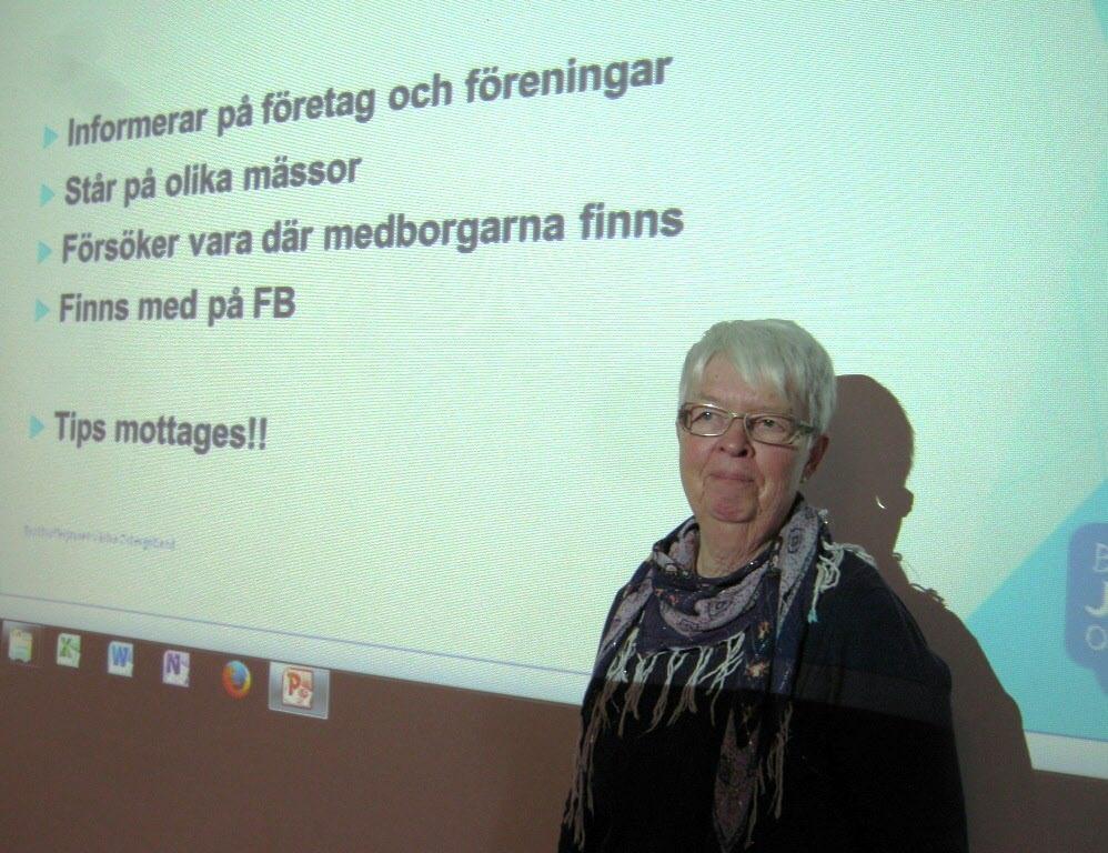 Barbro Leionmarck Lindberg