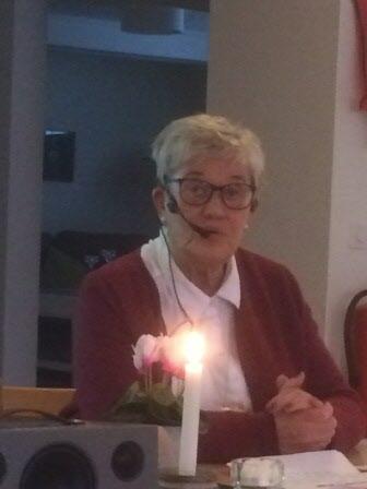Kristina Grapenholm leder årsmötet
