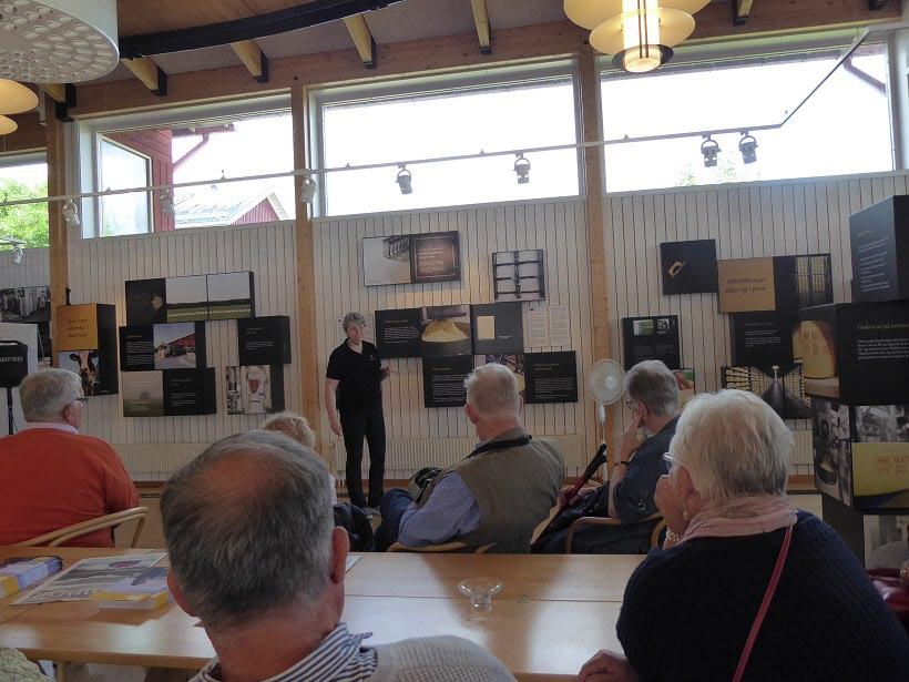 Information om Västerbottensosts historia, mycket intressant!