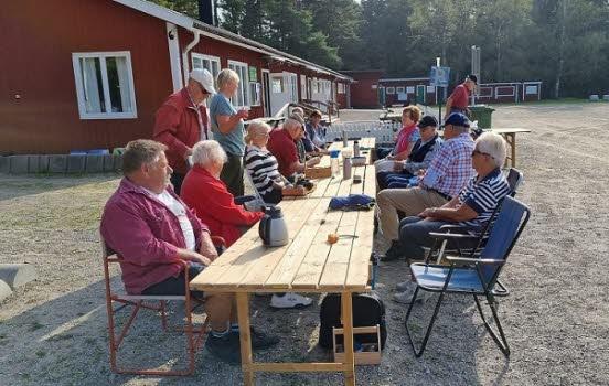 Klubbmästerskap i boule 210909.