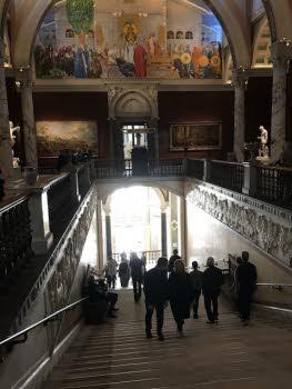 Resa Operan och Nationalmuseet