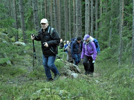 Natur- och kulturvandring