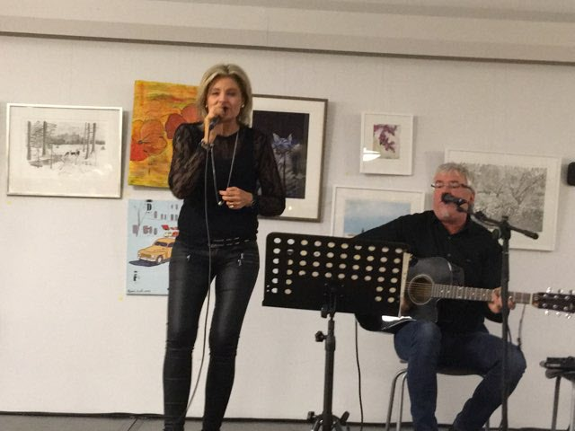 Maria och Stefan Rolf