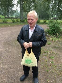 Vår guide Göran Bengtsson