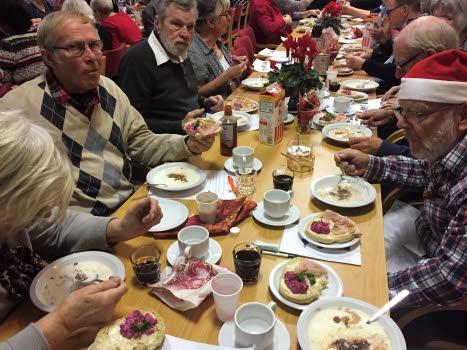 Julfest på Viagården