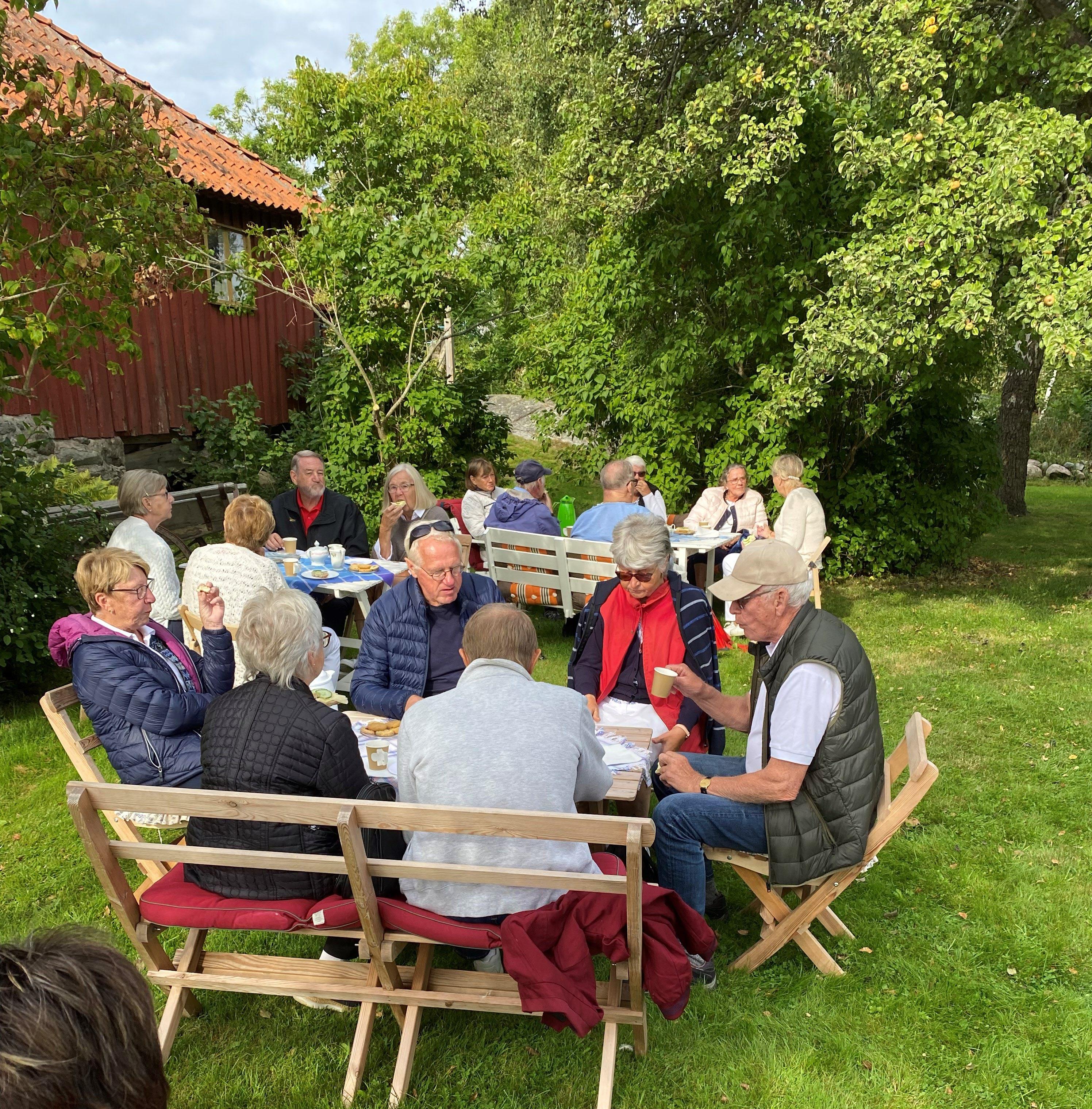 Fika Hönö hembygdsgård
