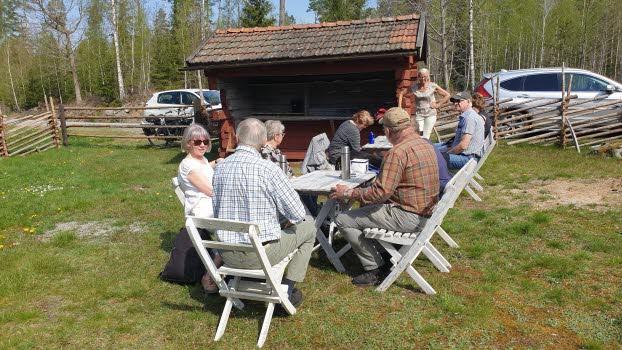 Vandring i Kalvsvik