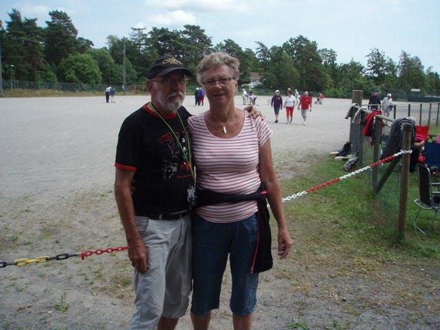 Bouleledarna Björn och Margareta