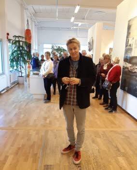201019 Dagsresa till Lars Lerins utställning i Karlstad