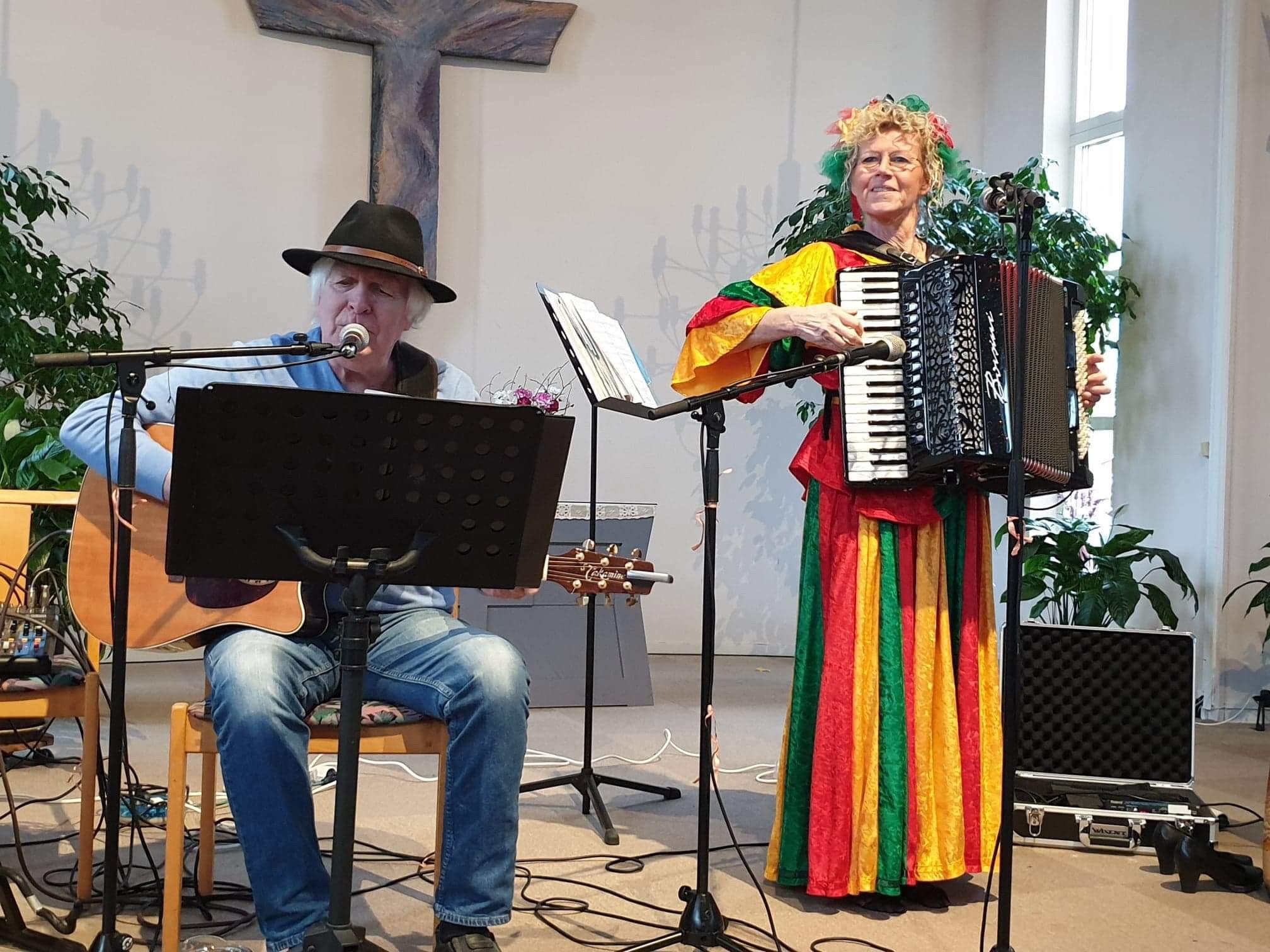 Alex och Nanna från Emmaboda